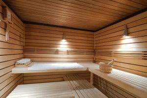 Sauna - Spa-Louise - Bruxelles